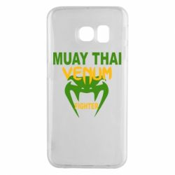 Чехол для Samsung S6 EDGE Muay Thai Venum Fighter