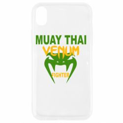 Чехол для iPhone XR Muay Thai Venum Fighter
