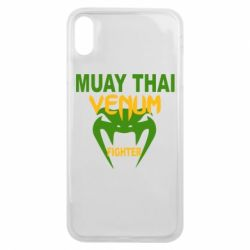 Чехол для iPhone Xs Max Muay Thai Venum Fighter