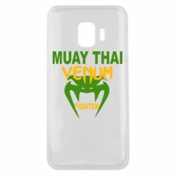 Чехол для Samsung J2 Core Muay Thai Venum Fighter