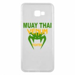 Чехол для Samsung J4 Plus 2018 Muay Thai Venum Fighter