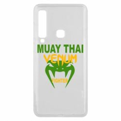 Чехол для Samsung A9 2018 Muay Thai Venum Fighter