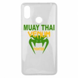 Чехол для Xiaomi Mi Max 3 Muay Thai Venum Fighter