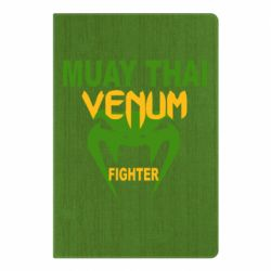Блокнот А5 Muay Thai Venum Fighter