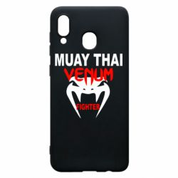 Чехол для Samsung A20 Muay Thai Venum Fighter