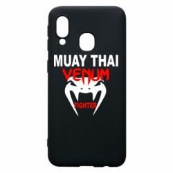 Чехол для Samsung A40 Muay Thai Venum Fighter