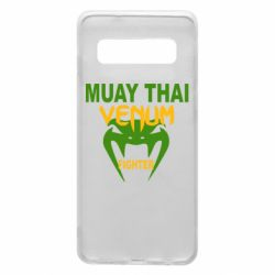 Чехол для Samsung S10 Muay Thai Venum Fighter