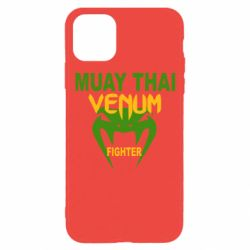 Чехол для iPhone 11 Pro Muay Thai Venum Fighter
