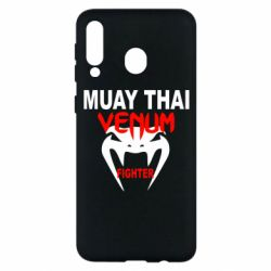 Чехол для Samsung M30 Muay Thai Venum Fighter
