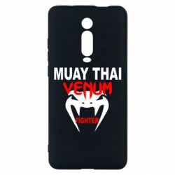 Чехол для Xiaomi Mi9T Muay Thai Venum Fighter