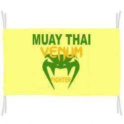 Флаг Muay Thai Venum Fighter
