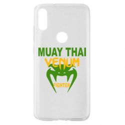 Чехол для Xiaomi Mi Play Muay Thai Venum Fighter
