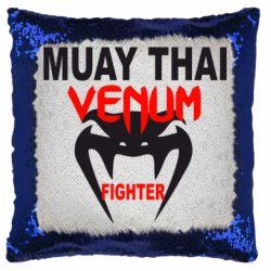 Подушка-хамелеон Muay Thai Venum Fighter
