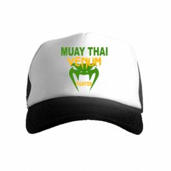 Детская кепка-тракер Muay Thai Venum Fighter