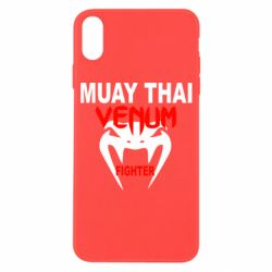 Чехол для iPhone X/Xs Muay Thai Venum Fighter