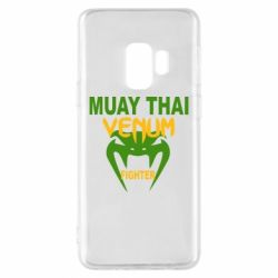 Чехол для Samsung S9 Muay Thai Venum Fighter