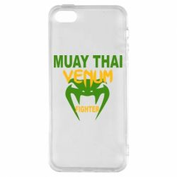 Чехол для iPhone5/5S/SE Muay Thai Venum Fighter