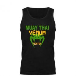 Мужская майка Muay Thai Venum Fighter - FatLine