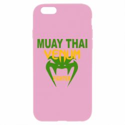 Чехол для iPhone 6 Plus/6S Plus Muay Thai Venum Fighter