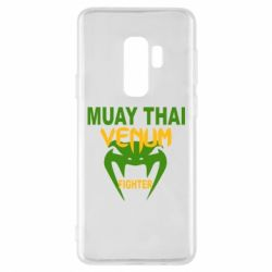 Чехол для Samsung S9+ Muay Thai Venum Fighter
