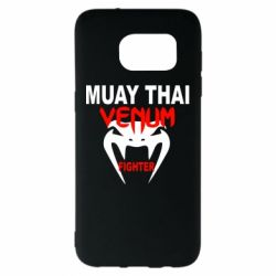 Чехол для Samsung S7 EDGE Muay Thai Venum Fighter