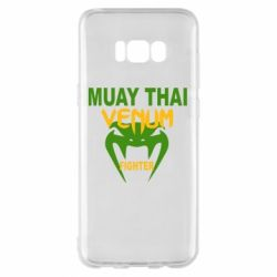 Чехол для Samsung S8+ Muay Thai Venum Fighter