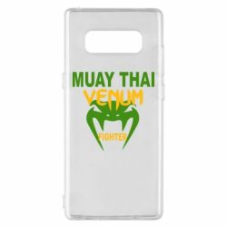 Чехол для Samsung Note 8 Muay Thai Venum Fighter