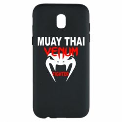 Чехол для Samsung J5 2017 Muay Thai Venum Fighter
