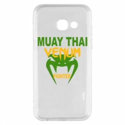Чехол для Samsung A3 2017 Muay Thai Venum Fighter