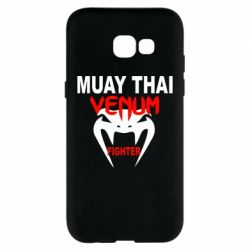 Чехол для Samsung A5 2017 Muay Thai Venum Fighter