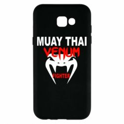 Чехол для Samsung A7 2017 Muay Thai Venum Fighter
