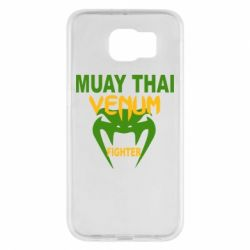 Чехол для Samsung S6 Muay Thai Venum Fighter