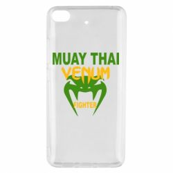 Чехол для Xiaomi Mi 5s Muay Thai Venum Fighter