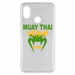 Чехол для Xiaomi Mi8 Muay Thai Venum Fighter