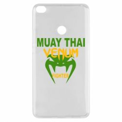 Чехол для Xiaomi Mi Max 2 Muay Thai Venum Fighter