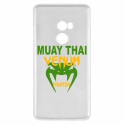 Чехол для Xiaomi Mi Mix 2 Muay Thai Venum Fighter