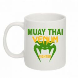 Кружка 320ml Muay Thai Venum Fighter - FatLine