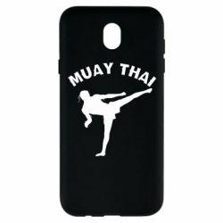 Чохол для Samsung J7 2017 Muay Thai