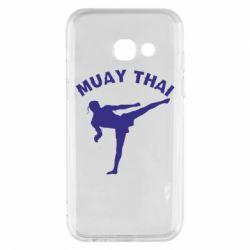 Чохол для Samsung A3 2017 Muay Thai