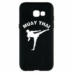 Чохол для Samsung A5 2017 Muay Thai