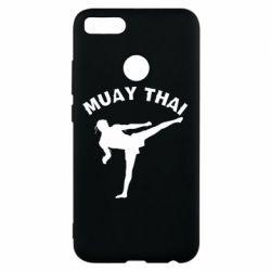 Чохол для Xiaomi Mi A1 Muay Thai