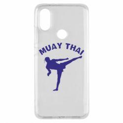 Чохол для Xiaomi Mi A2 Muay Thai