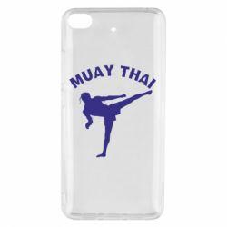 Чохол для Xiaomi Mi 5s Muay Thai