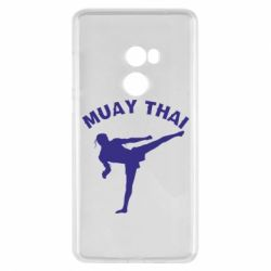 Чехол для Xiaomi Mi Mix 2 Muay Thai