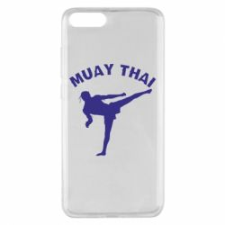 Чехол для Xiaomi Mi Note 3 Muay Thai