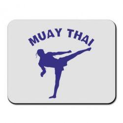 Коврик для мыши Muay Thai - FatLine
