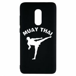 Чехол для Xiaomi Redmi Note 4 Muay Thai