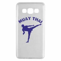 Чохол для Samsung A3 2015 Muay Thai