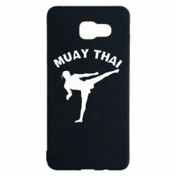 Чохол для Samsung A5 2016 Muay Thai