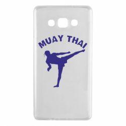 Чохол для Samsung A7 2015 Muay Thai
